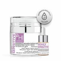 I'm So Sensitive - hipoallergén regeneráló arckrém érzékeny bőrre - 30ml+Highly sensitive lipid booster olajszérum 5ml