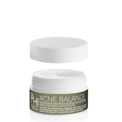 Acne Balance niacinamid arcápoló fluid zsíros, pattanásos bőrre