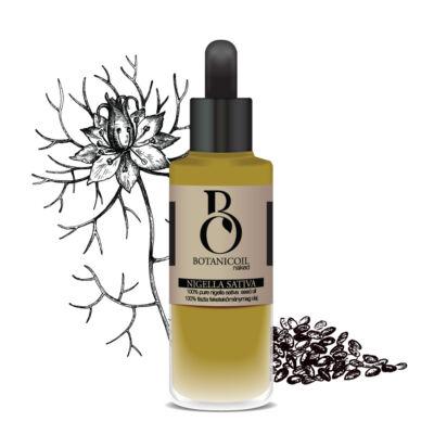 Nigella Sativa - 100% tiszta feketeköménymag olaj (30ml)