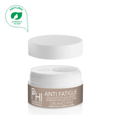 CreamCoffee Anti Fatigue Antioxidáns arcápoló 30ml