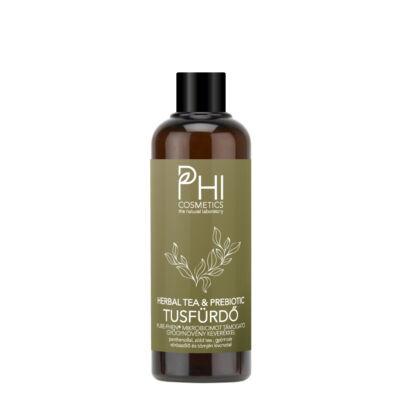 Herbal tea & Prebiotic illatmentes tusfürdő (200ml)