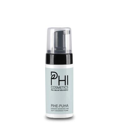 Pihe-Puha gyengéd Panthenolos  arc- és kézmosó hab