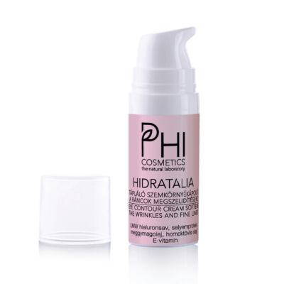 HIDRATÁLIA Selyemkivonat+Hyaluron Szemkörnyékápoló meggymagolajjal 12.5 ml